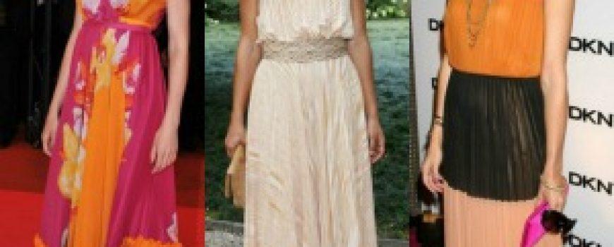 Maksi haljine: Omiljeni komad za leto