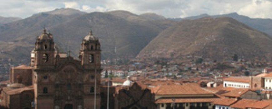 Trk na trg: Plaza de Armas, Kusko