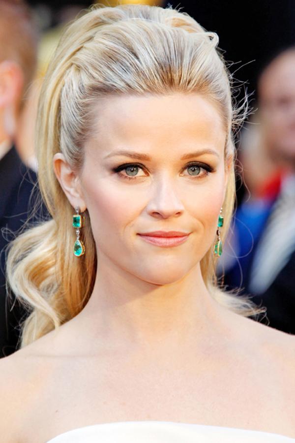 Reese Witherspoon Stil poznatih dama: Sedam modernih frizura za venčanje