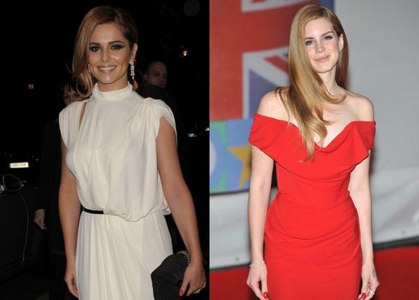 Slika 1 Seril Lana Saradnja: Cheryl Cole i Lana Del Rey