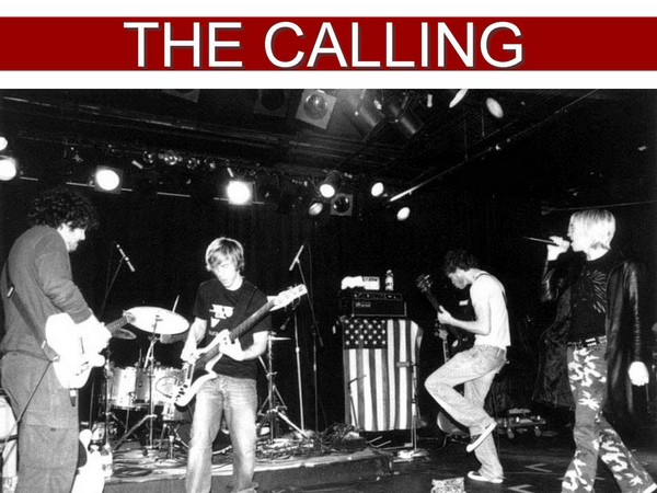 "Slika 1 The Calling The Best of Rock: The Calling ""Wherever You Will Go"""
