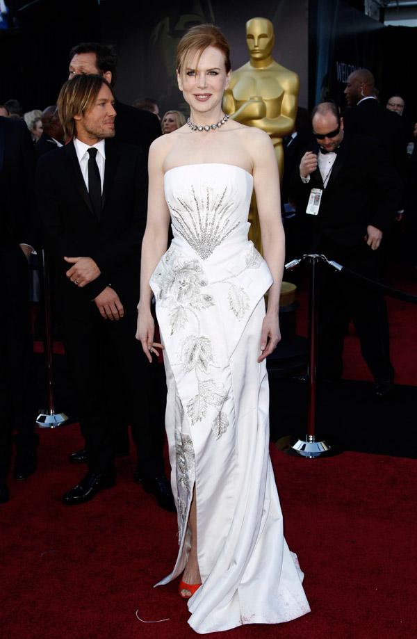 Slika 10 Dior 10 odevnih kombinacija: Nicole Kidman