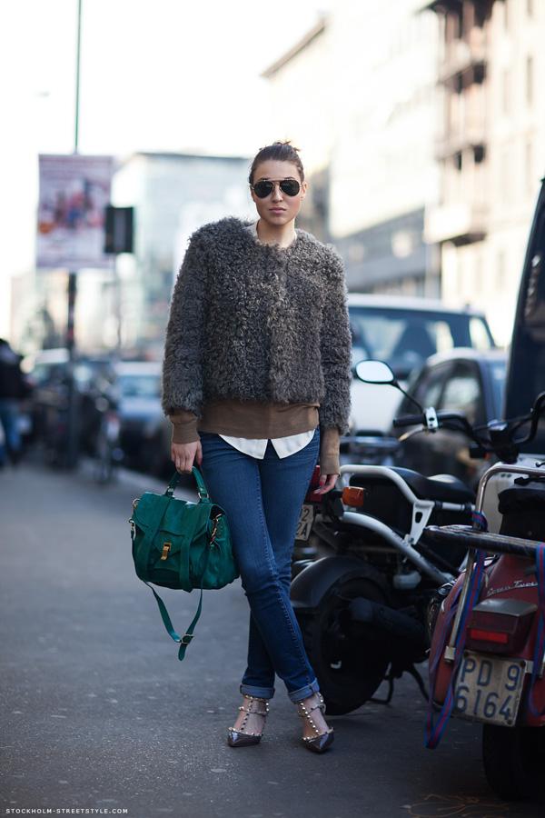 Slika 104 Street Style: Moda na asfaltu