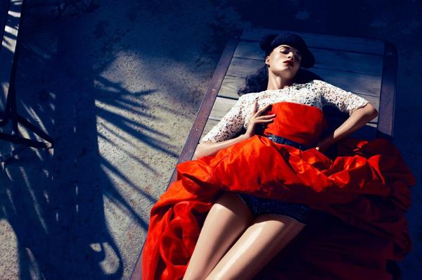 "Slika 109 ""Vogue Japan"": Jedne večeri u suton"