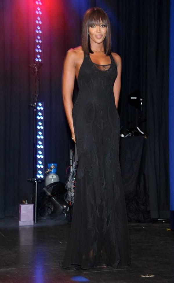 Slika 115 10 odevnih kombinacija: Naomi Campbell