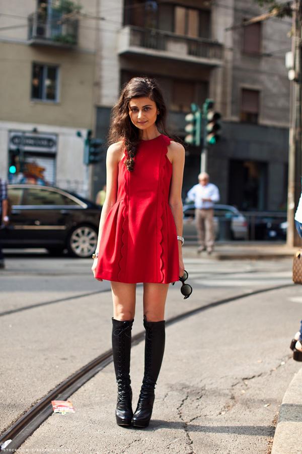 Slika 134 Street Style: Moda na asfaltu