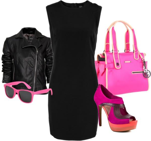 Slika 135 Modni rečnik: Mala crna haljina