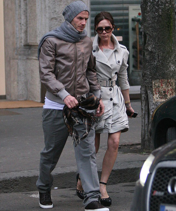 Slika 148 Street Style: David Beckham