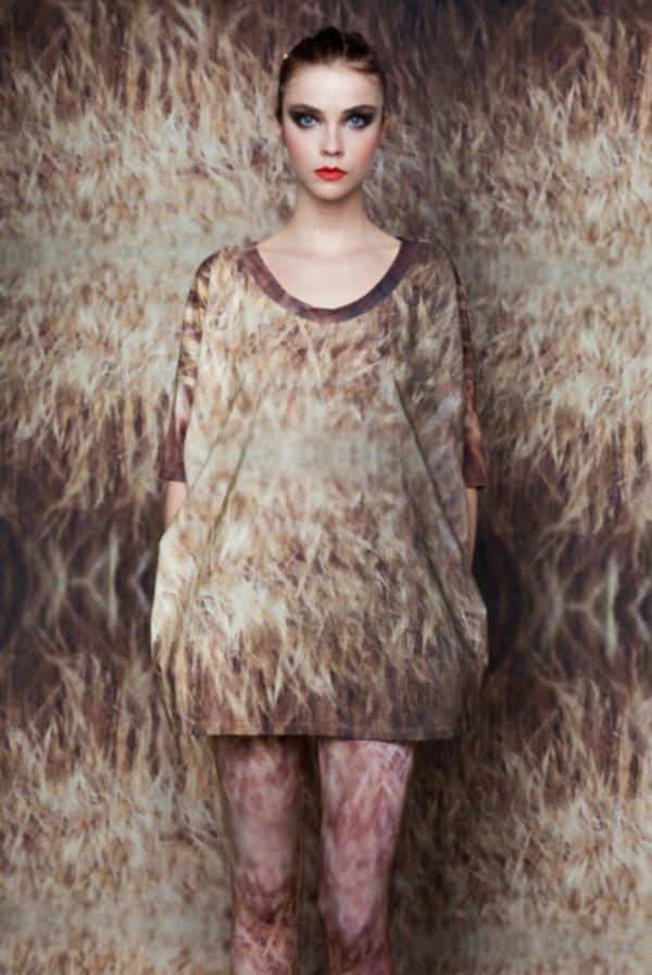 Slika 159 Caapi: Moda je umetnost