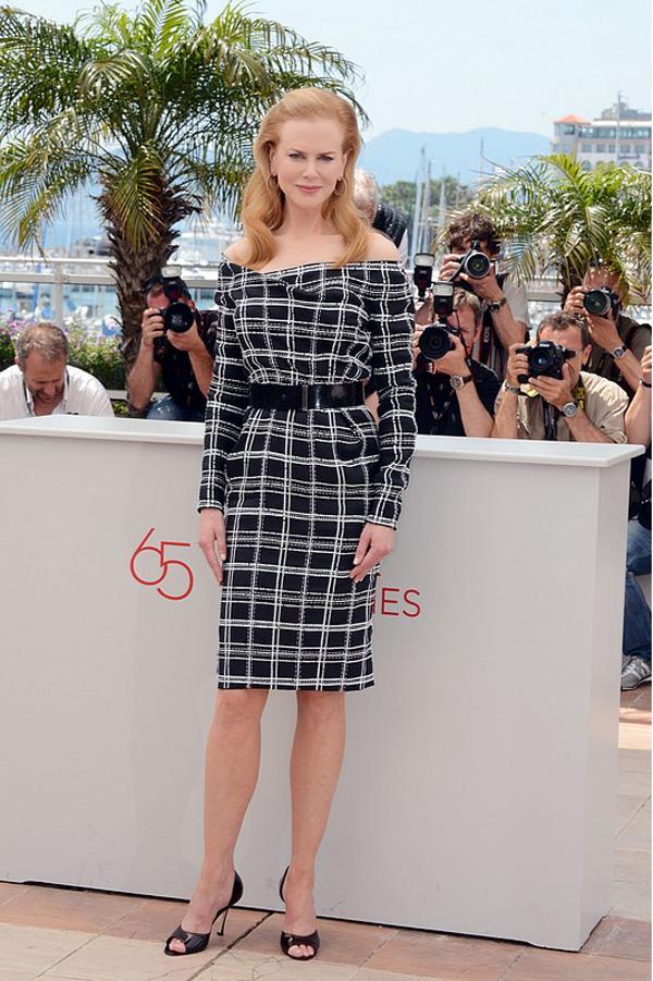 Slika 2 Dior 10 odevnih kombinacija: Nicole Kidman