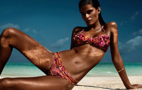 Slika 223 H&M Beach Sensation: Odmor u bikiniju iz snova