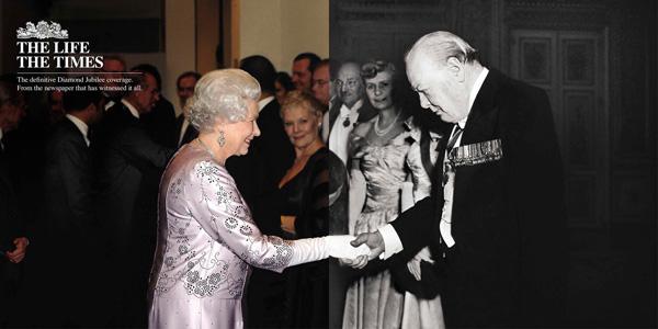 Slika 237 Modni zalogaj: Retrospektivna kampanja u čast kraljevskog jubileja