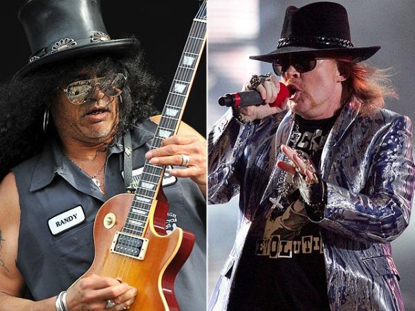 Slika 28 Guns N' Roses zabranili obožavateljima da nose majice sa likom bivšeg gitariste