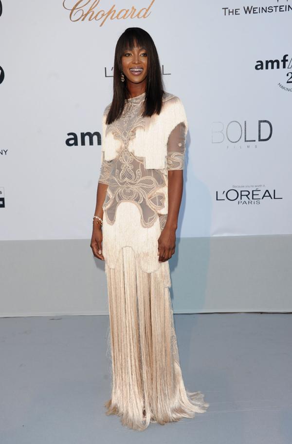 Slika 3 Givenchy Couture 10 odevnih kombinacija: Naomi Campbell