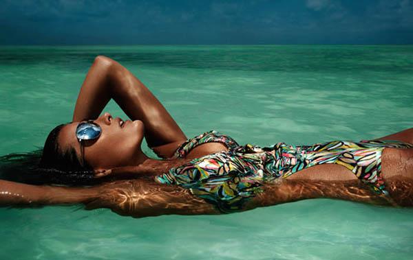 Slika 319 H&M Beach Sensation: Odmor u bikiniju iz snova