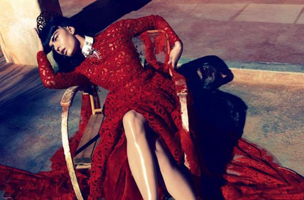 "Slika 340 ""Vogue Japan"": Jedne večeri u suton"
