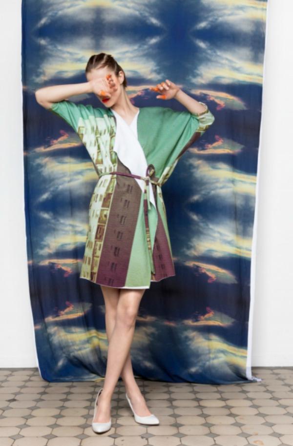 Slika 347 Caapi: Moda je umetnost