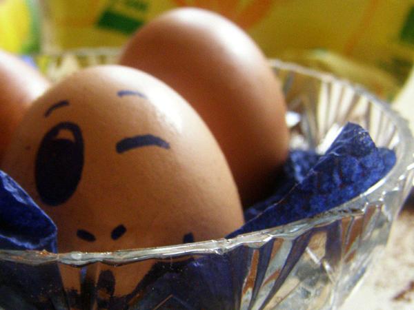 Slika 4 kuvana jaja Pet namirnica za dobro raspoloženje