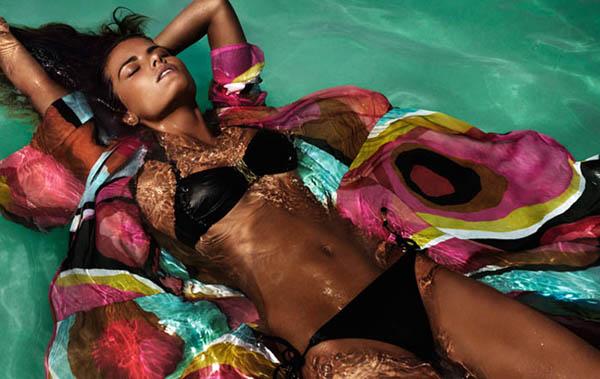 Slika 417 H&M Beach Sensation: Odmor u bikiniju iz snova