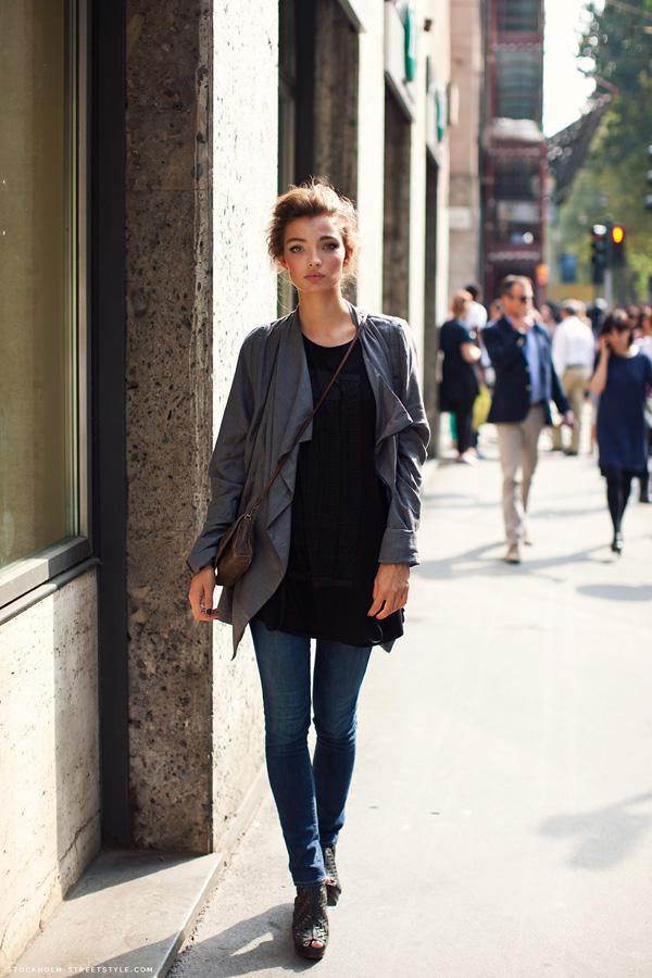 Slika 424 Street Style: Moda na asfaltu