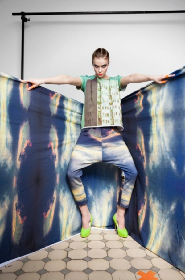 Slika 438 Caapi: Moda je umetnost