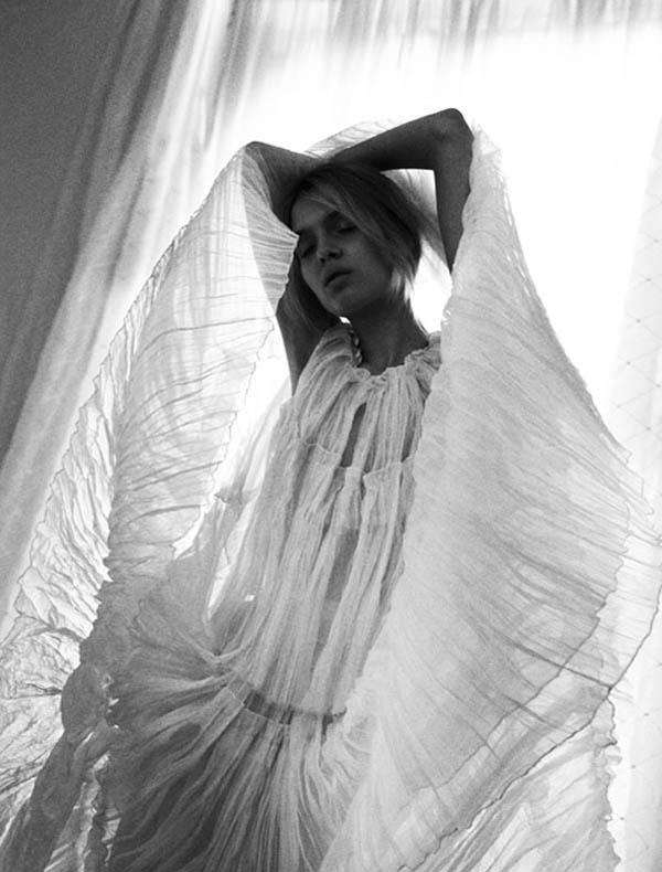 Slika 45 Vogue Russia: Tuga i lepota