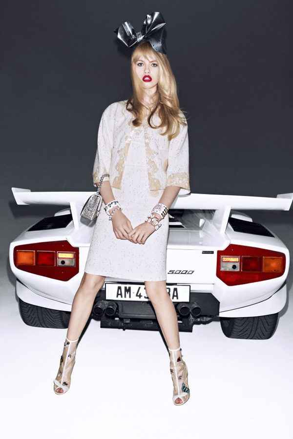 "Slika 537 ""Vogue Japan"": Slatko, brzo, ludo"
