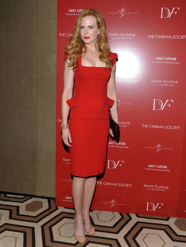 Slika 6 Elie Saab 10 odevnih kombinacija: Nicole Kidman