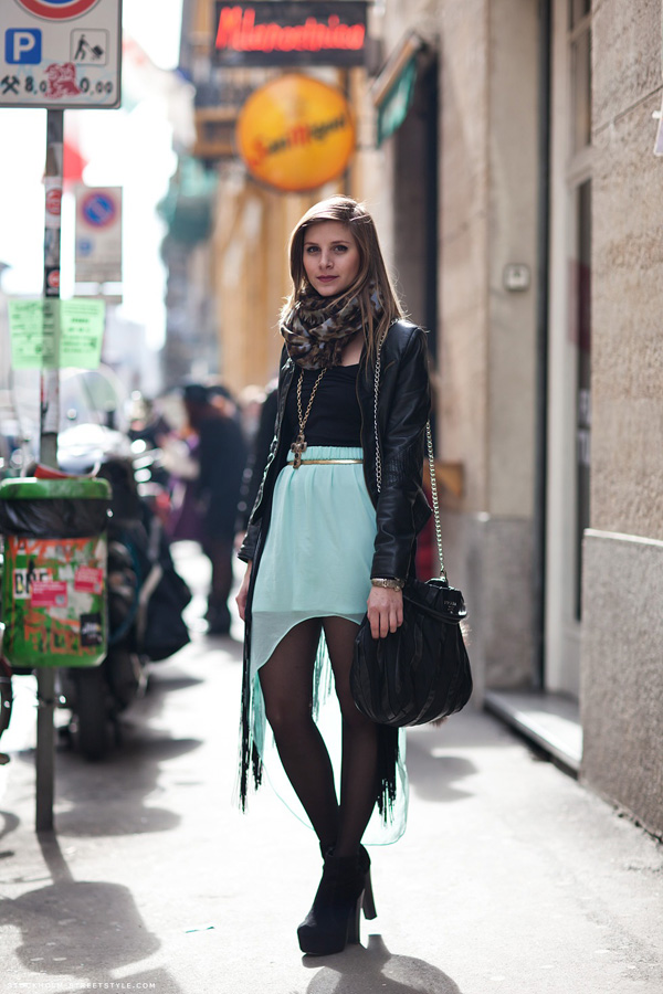 Slika 619 Street Style: Moda na asfaltu