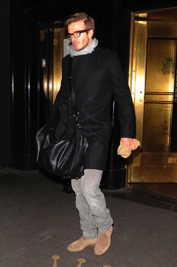 Slika 623 Street Style: David Beckham