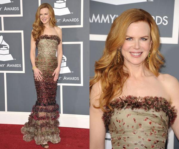 Slika 8 Gaultier couture 10 odevnih kombinacija: Nicole Kidman