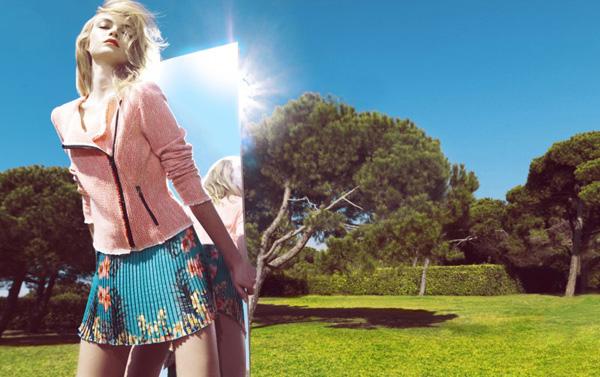 Slika 815 Stradivarius: Sve boje mode