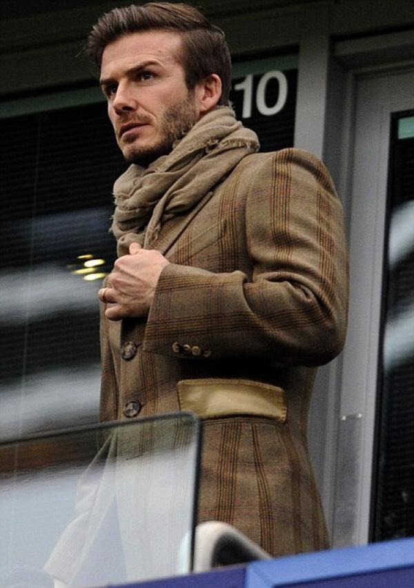 Slika 819 Street Style: David Beckham