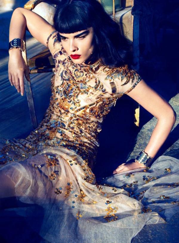 "Slika 914 ""Vogue Japan"": Jedne večeri u suton"