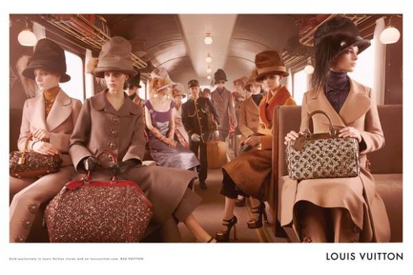 Slika Z3 Modni zalogaj: Louis Vuitton ponovo prvi