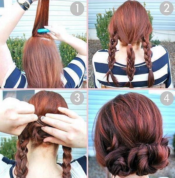 a4 Uradi sama: Trendi frizure za ovo leto