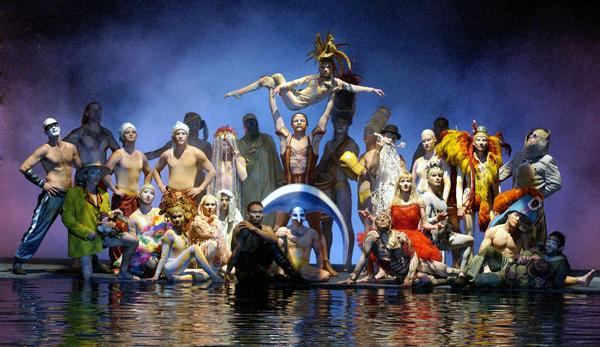 cirque du soleil Cirque du Soleil: Alegría u Beogradskoj areni