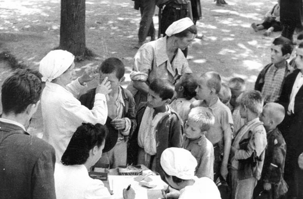 deca Istorija koju niste učili u školi: Dijana Budisavljević