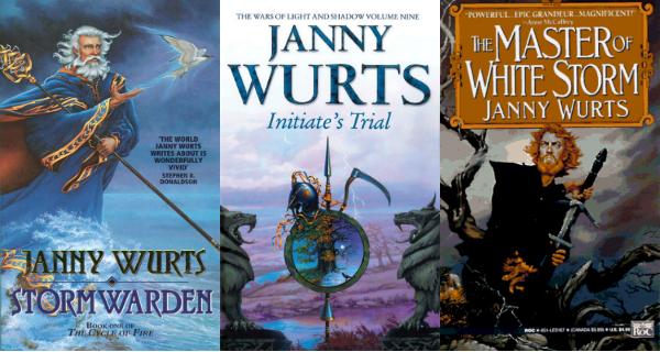 dzeni Usred(u) čitanja: Janny Wurts