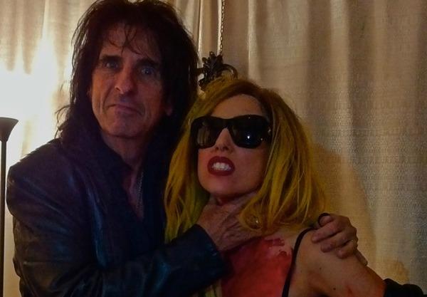 foto211 Alice Cooper: Lady Gaga u malo tvrđoj verziji