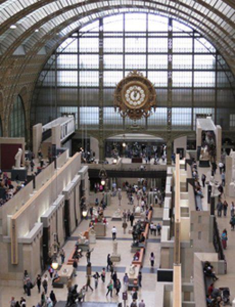 """Šetajući Parizom: """"Musée d'Orsay"""""""