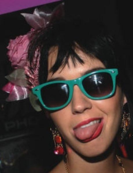 Katy Perry baulja po klubu
