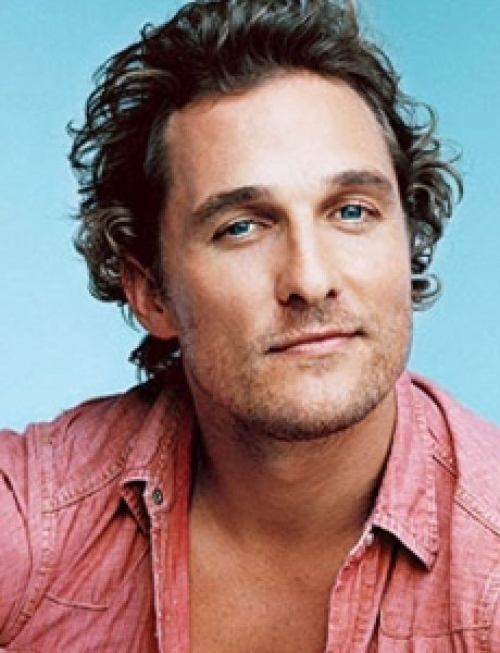 10 odevnih kombinacija: Matthew McConaughey