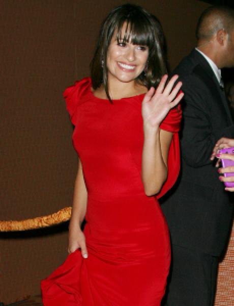Trend sa crvenog tepiha: Crvene haljine