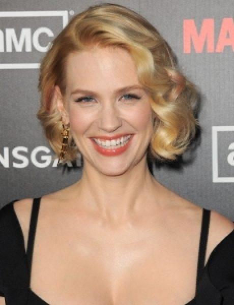 Trach Up: January Jones neće da bude glumica