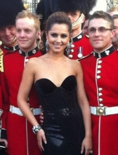 Trach Up: Princ Harry i Cheryl Cole?