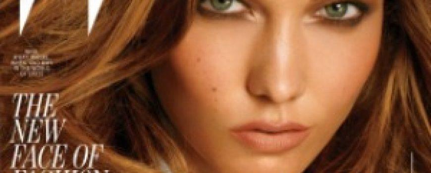 "Modni zalogaj: Karlie Kloss i Joan Smalls za ""W"""