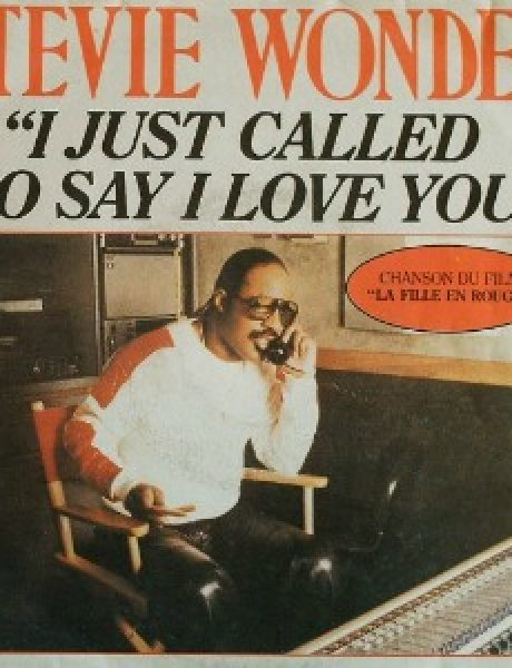 """The Best of Soul: Stevie Wonder """"I Just Called to Say I Love You"""""""