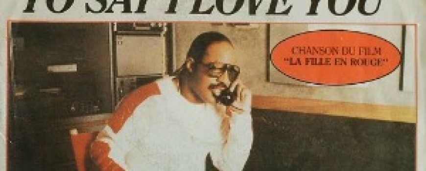 "The Best of Soul: Stevie Wonder ""I Just Called to Say I Love You"""