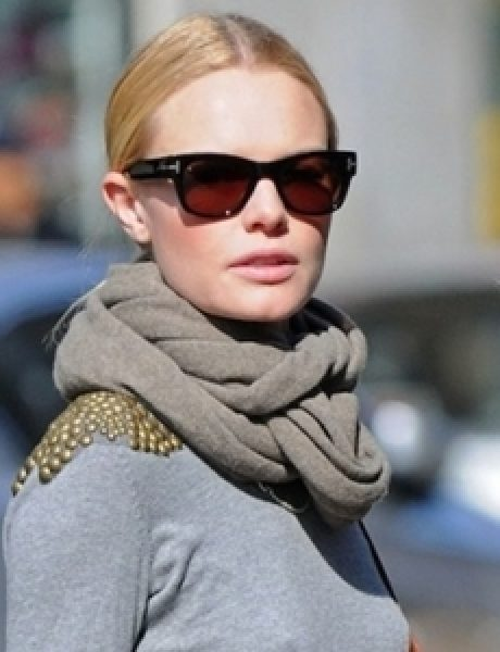 Street Style: Kate Bosworth